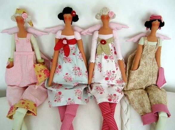 Кукла тильда своими руками мастер класс