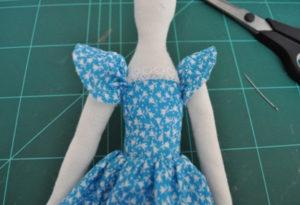 Кукла тильда своими руками мастер класс (6)