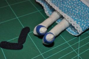 Кукла тильда  своими руками мастер класс (9)