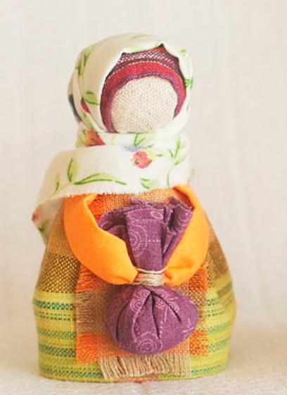 Делаем куклу своими руками из ткани