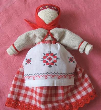 Куклы обереги своими руками