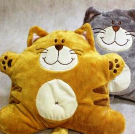 Как сшить своими руками игрушку-подушку