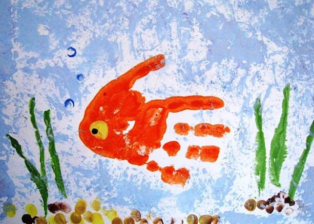 Рисуем пальчиками и ладошками (11)