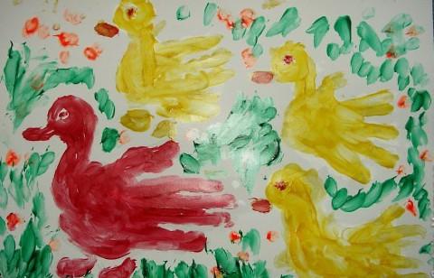 Рисуем пальчиками и ладошками (26)
