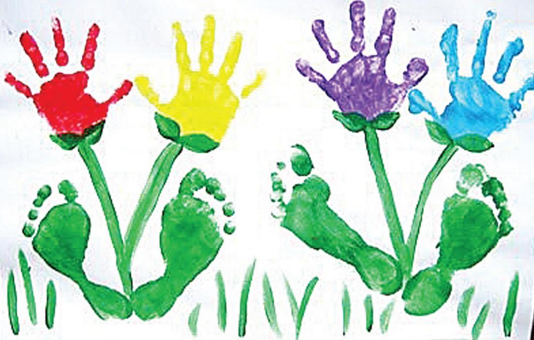 Рисуем пальчиками и ладошками (28)