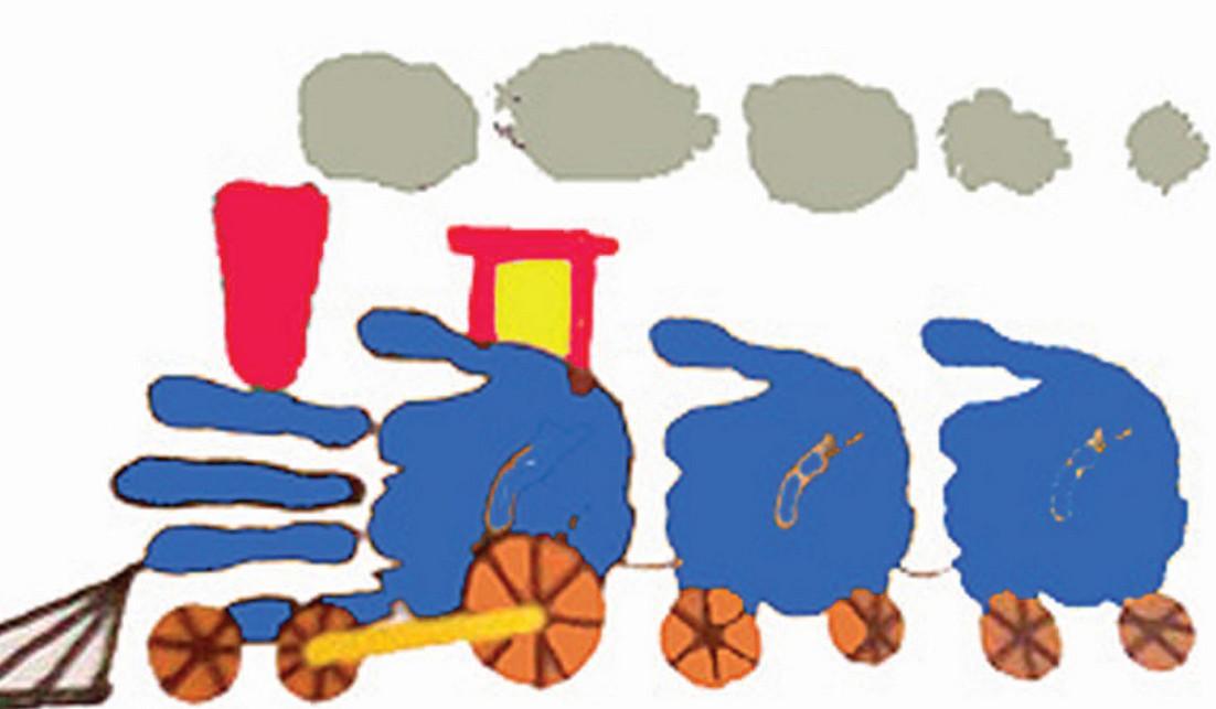 Рисуем ладошками (29)