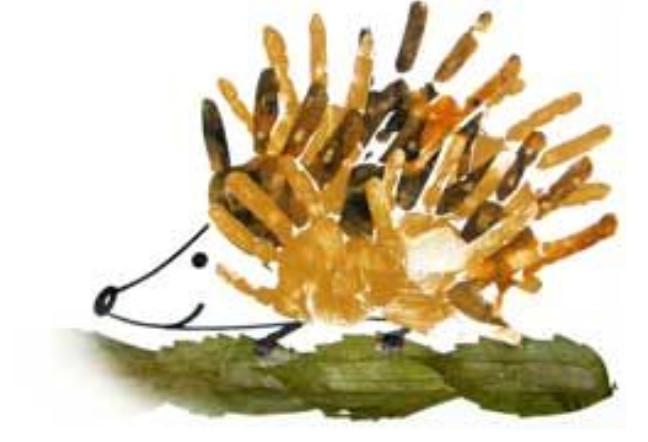 Рисуем ладошками (9)