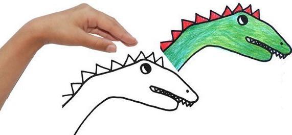 Рисуем пальчиками и ладошками (3)