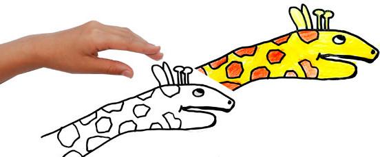 Рисуем пальчиками и ладошками (4)