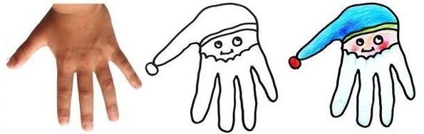 Рисуем пальчиками и ладошками (9)