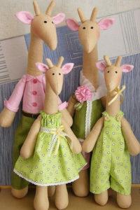 Тильда игрушки своими руками (4)
