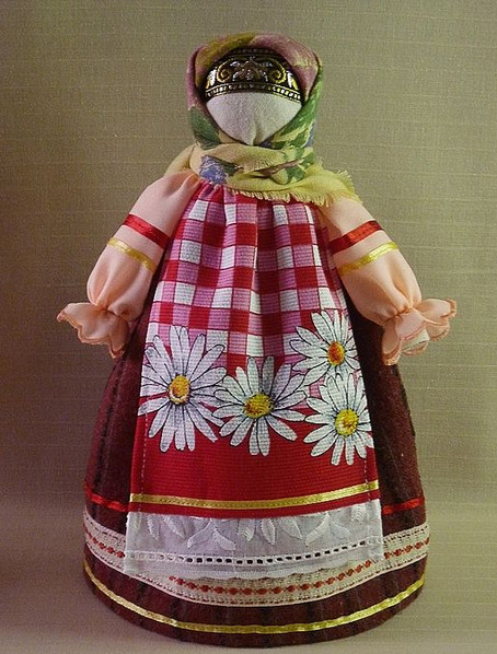 кукла здравница