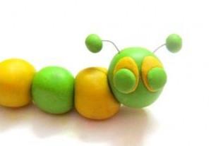 Игрушки из пластилина своими руками.