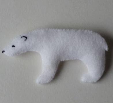 Как сшить медвежонка.