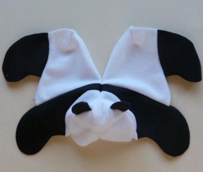 Панда своими руками.