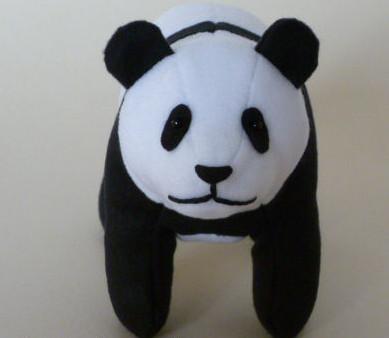 Панда своими руками .