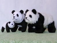 Панда своими руками (24)