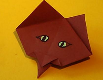 Животные оригами.