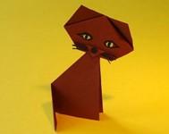 Животные оригами (35)