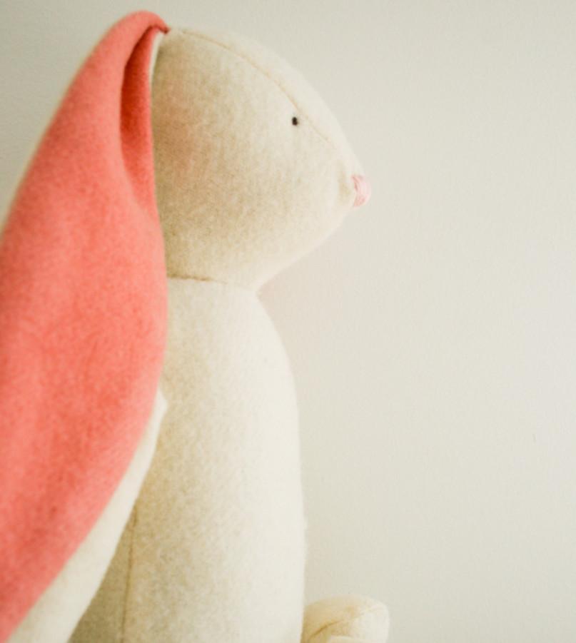 Заяц мягкая игрушка своими руками 36