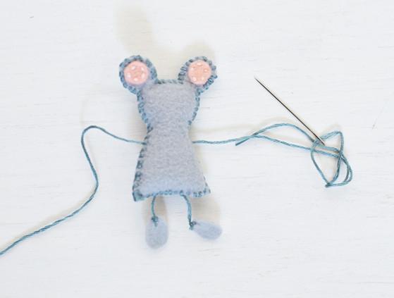 Мышки своими руками.