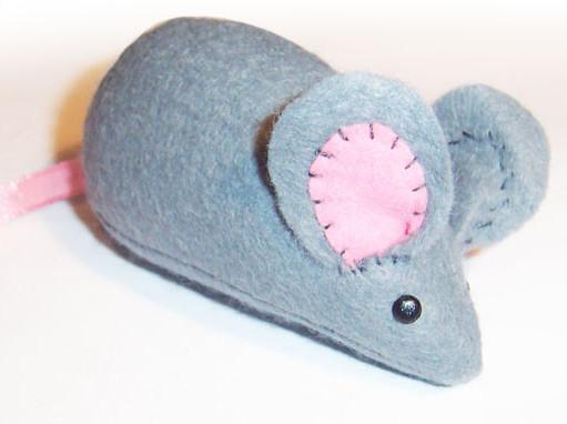 Игрушка мышь своими руками фото 713