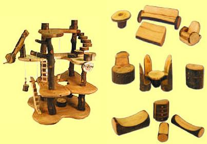 Как сделать мебель для кукол