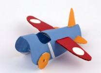 Как сделать самолет из бумаги (38)