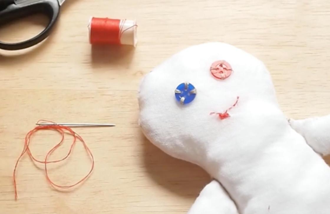 Как делать кукол своими руками