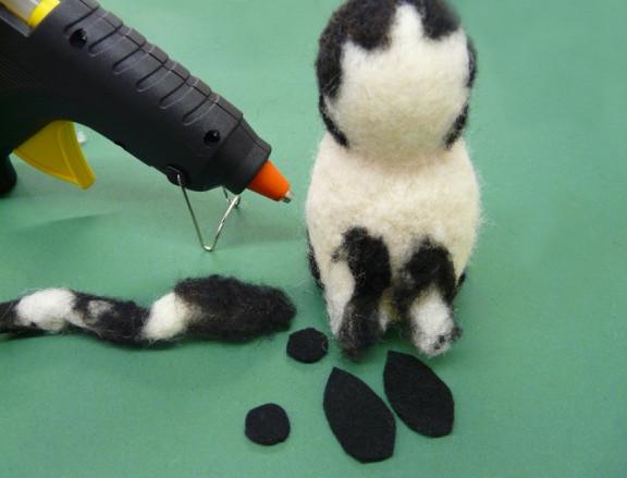 Как сделать кошку своими руками из подручного материала