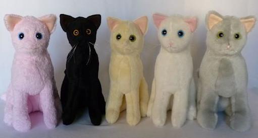 Котята своими руками