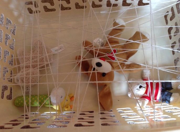 Развивающие игрушки для детей своими руками