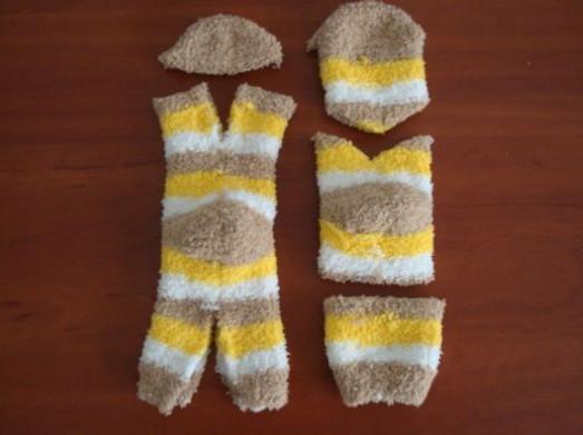 Своими руками кота из носков
