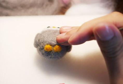 Валяние игрушек