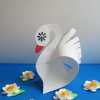 Как сделать птицу своими руками