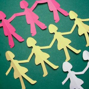Бумажные куклы своими руками