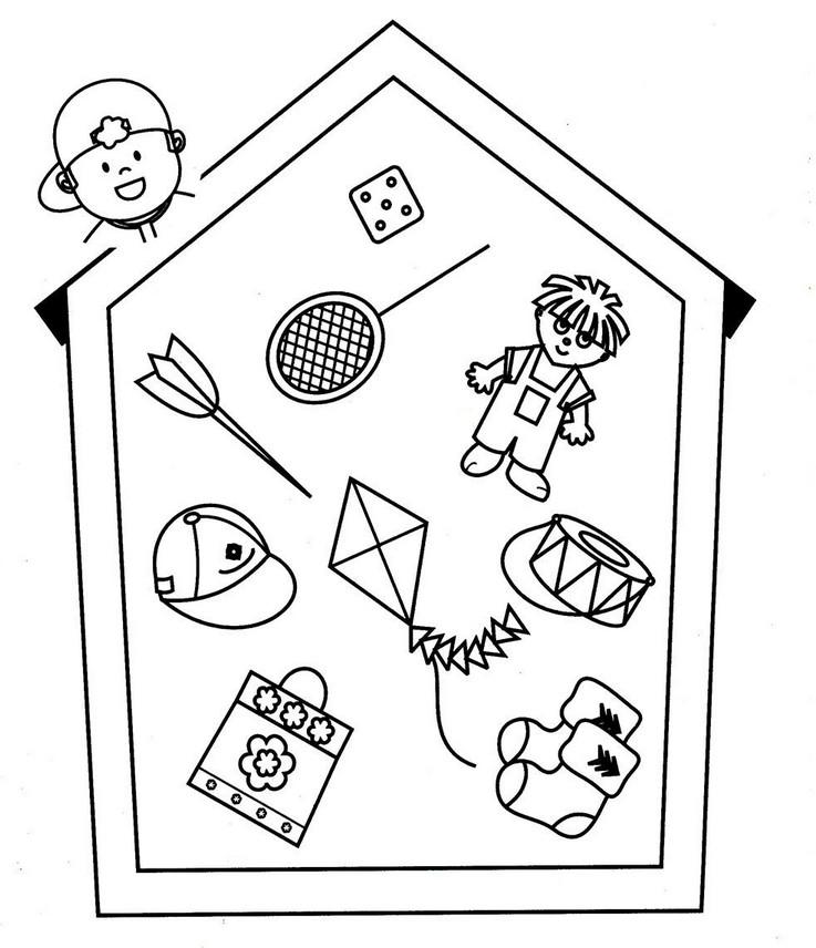 Раскраски для детей с заданиями