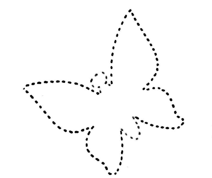 Раскраски по точкам для детей 3 лет - 6
