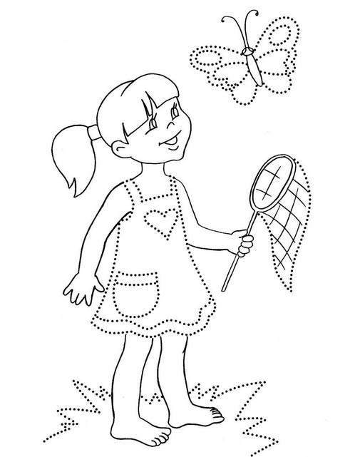 Скачать раскраски дошкольников