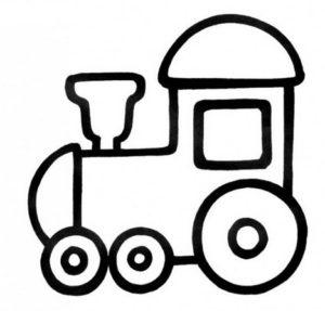 Детские раскраски для самых маленьких
