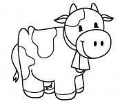 Раскраски домашние животные (11)