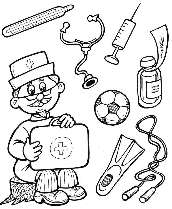 Сказки раскраски для малышей