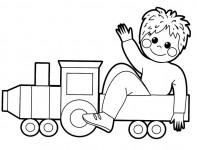Раскраски с игрушками (34)