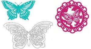 Бабочки из бумаги своими руками (11)
