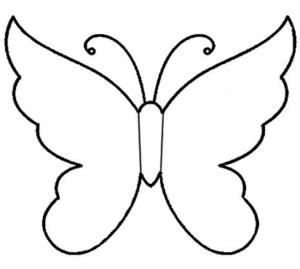 Бабочки из бумаги своими руками (23)