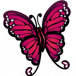 Бабочки из бумаги своими руками (29)