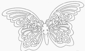 Бабочки из бумаги своими руками (37)
