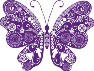 Бабочки из бумаги своими руками (7)