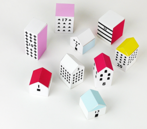 Объемные игрушки из бумаги (18)
