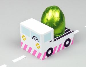Объемные игрушки из бумаги (2)